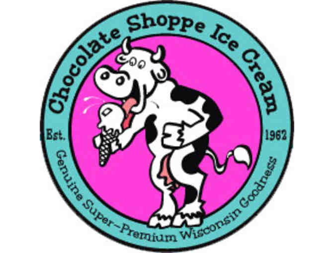 Chocolate Shoppe Ice Cream Company Coupons for 5 Free Single Cones or Dishes