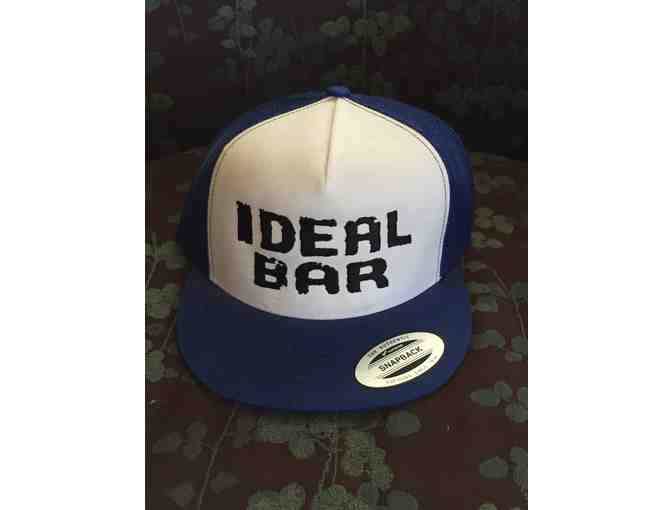 Ideal Bar Snapback Hat