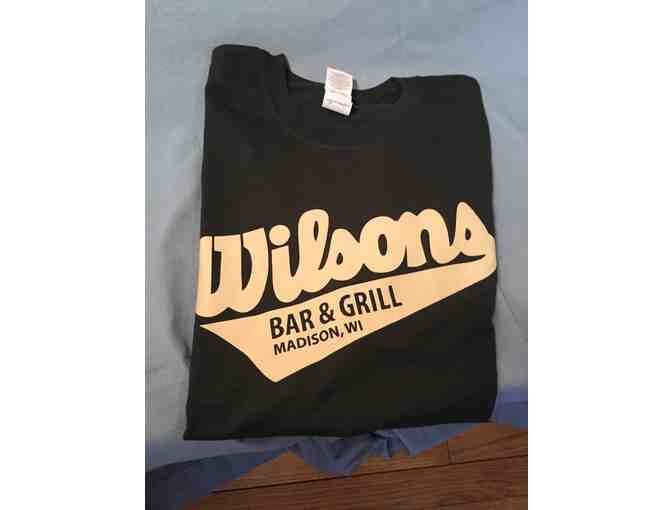 Wilson's 2XL Green t-shirt.  $20  value.