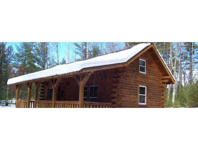 Cozy Amish Log Cabin - 1 night in the forests of Black River Falls