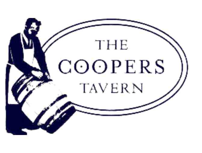 $50 Gift Certificate for The Coopers Tavern