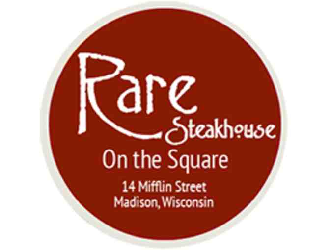 Rare Steakhouse $100 Gift Card