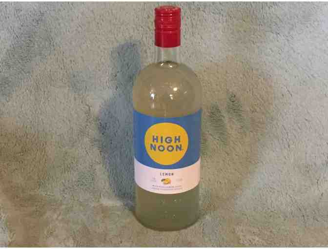 High Noon Lemon Flavored Vodka