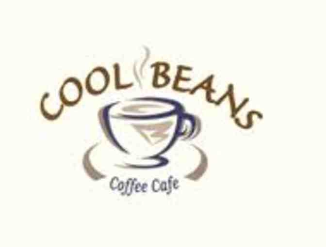 Cool Beans Coffee Cafe $20 Gift Certificate