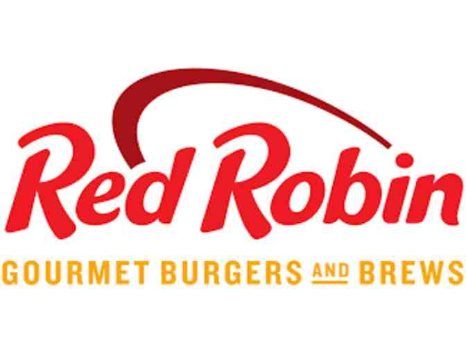 Red Robin $10 gift certificate