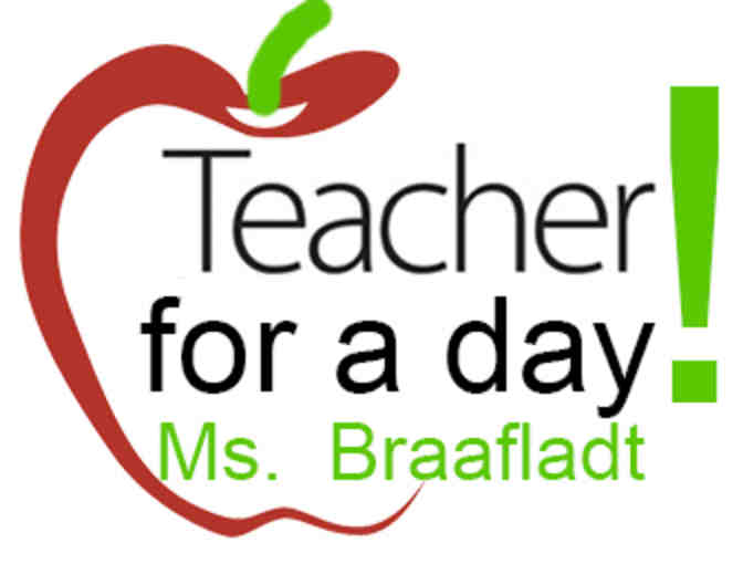 Ms. Braafladt for the Day