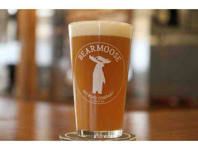 BEAR MOOSE BREWING COMPANY-$ 25 GIFT CARD - Photo 1