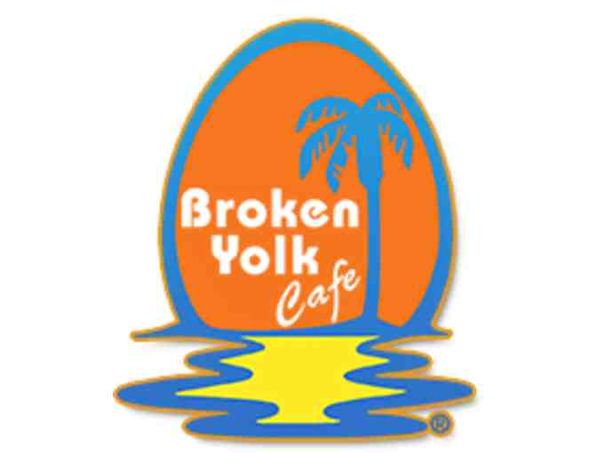 $50 for The Broken Yolk Cafe - Photo 1
