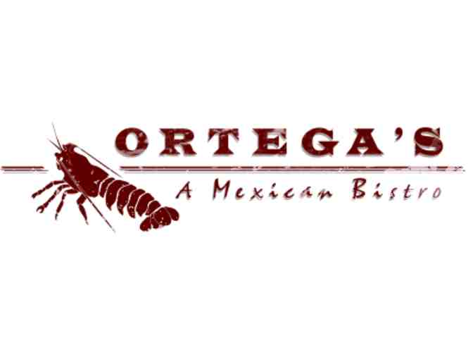 $100 Gift Certificate to Ortega's - A Mexican Bistro - Photo 1