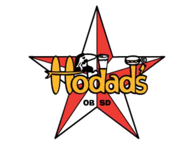 1 - $30 Gift Certificate to Hodad's - Photo 1