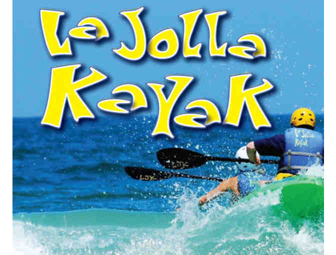 La Jolla Kayak - One Double Kayak Tour