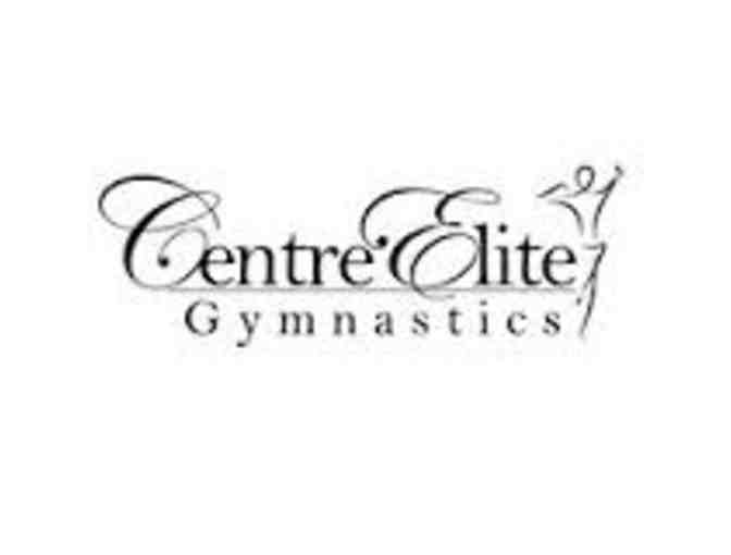 Centre Elite Gymnastics Birthday Party Package