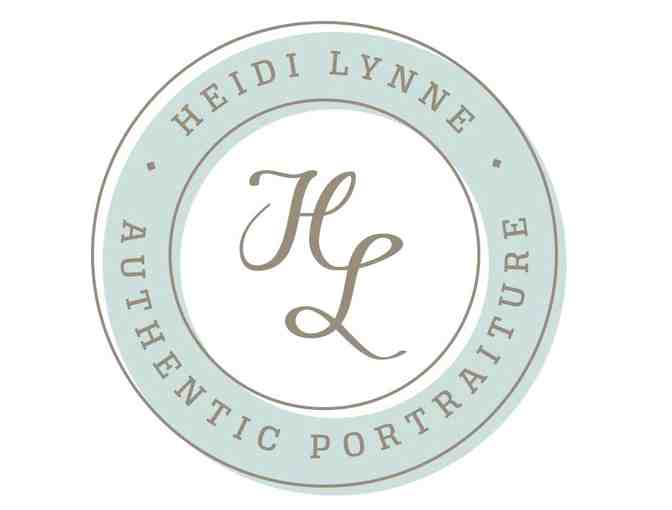 Heidi Lynne Photography Weekday Signature Session & a 11x14 Portrait Print