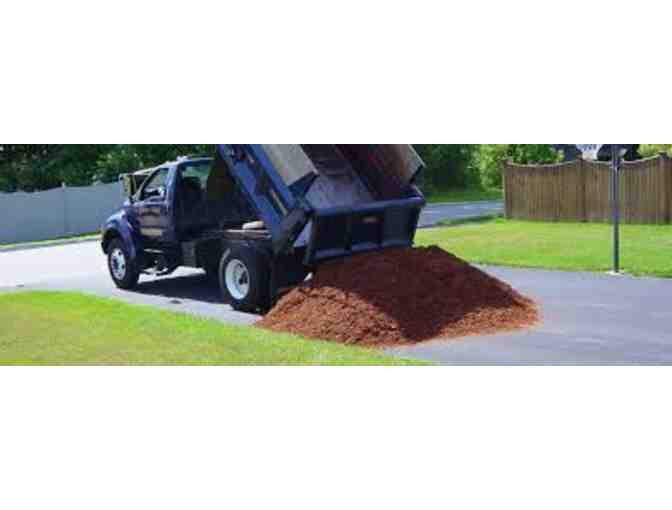 Mulch & Delivery by Landmark Landscaping