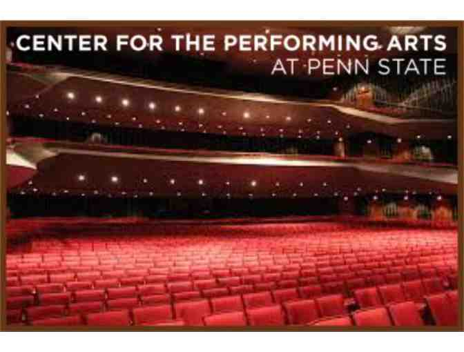 Penn State Center for the Performing Arts