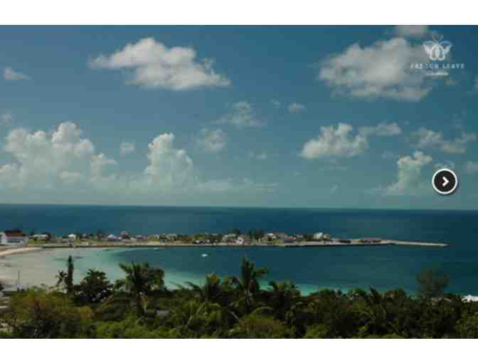 Five Day Stay in a Beautiful French Leave Villa in Eleuthera, The Bahamas*