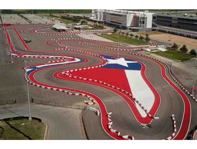 COTA Karting Gift Card - Photo 2