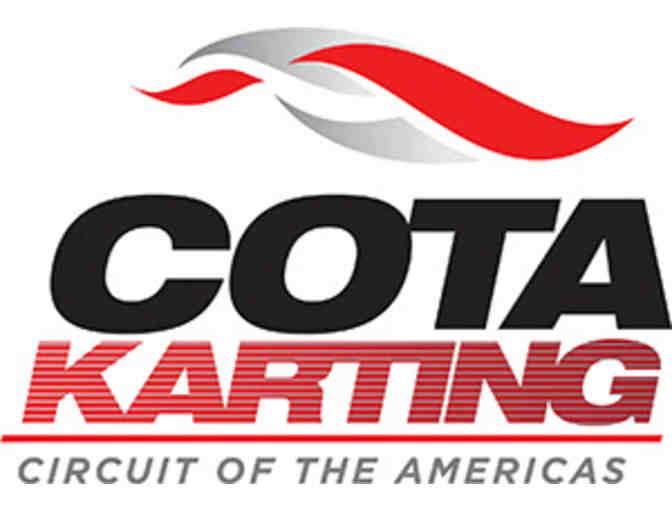 COTA Karting Gift Card - Photo 3
