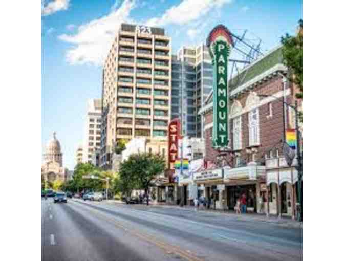 Stay in the Live Music Capital - Austin, TX