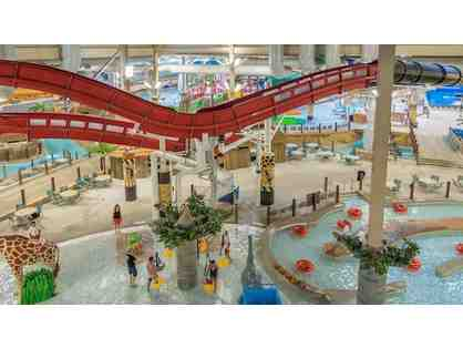Family Weekend at Kalahari Waterpark
