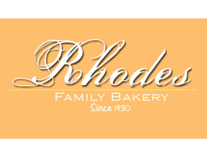 Rhodes Bakery - 1/2 Sheet Cake - Photo 1
