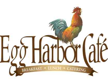 Egg Harbor Cafe - Breakfast or Lunch for Two