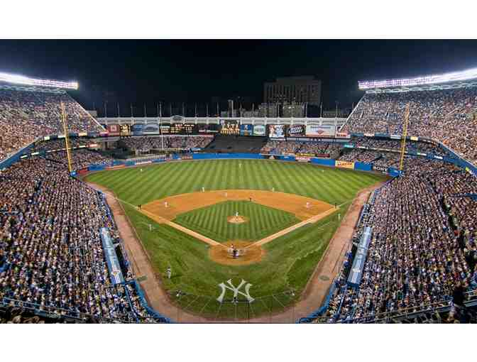 (2) NY Yankees Tickets- Good seats!