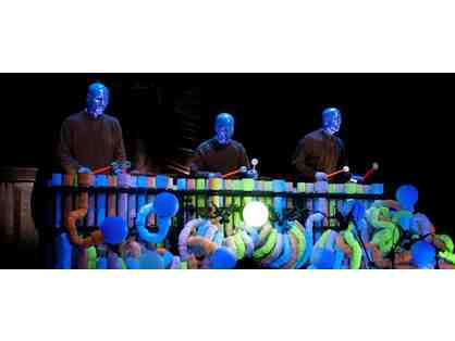 BLUE MAN GROUP IN BOSTON - TWO TICKETS GOOD SUNDAY-THURSDAY BASED ON AVAILABILITY