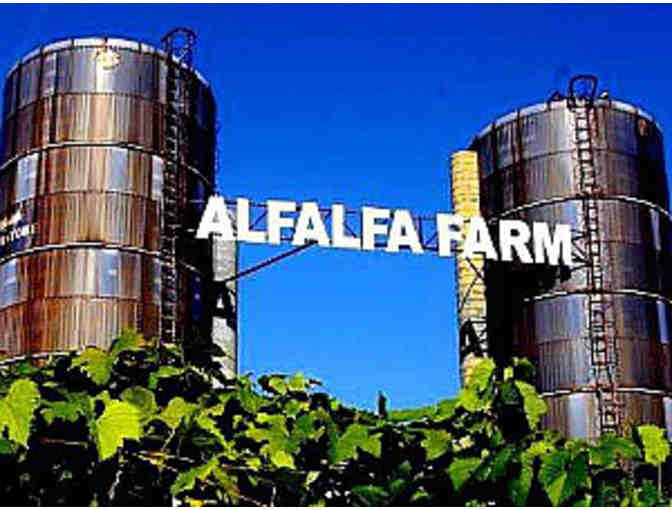 Alfalfa Farm Winery Private Tasting for 10 People - Photo 1