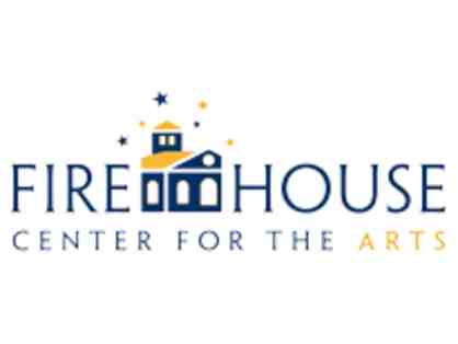 FIREHOUSE PERFORMANCE CENTER - NEWBURYPORT - 2 TICKETS TO ANY PERFORMANCE 2019-20 SEASON