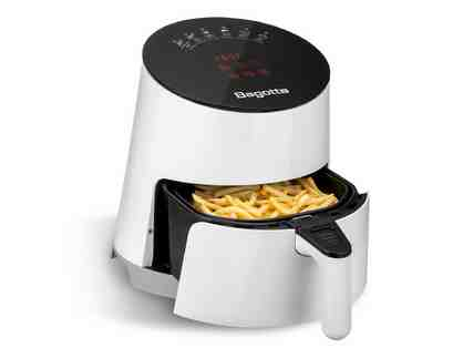BAGOTTE HOT AIR FRYER WITH FULL TOUCH SCREEN, 3.7 QT