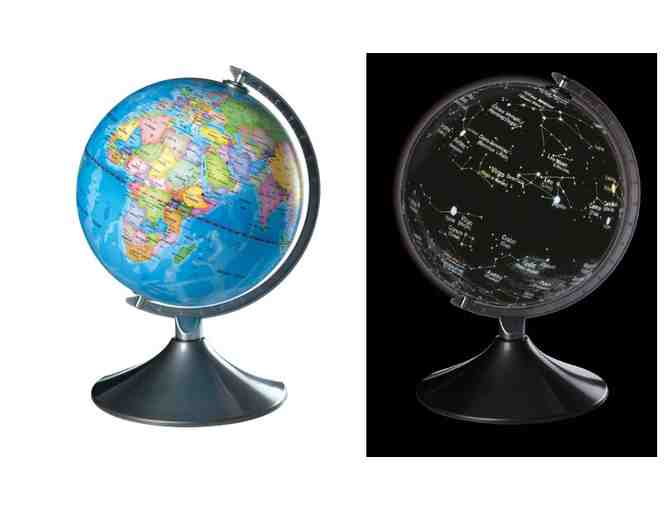 2 IN 1 CONSTELLATION GLOBE WITH USB CONNECTION - Photo 1