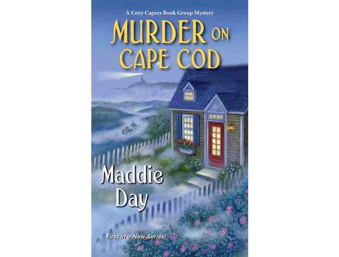 NAMING RIGHTS FOR A CHARACTER IN EDITH MAXWELL'S NEW MYSTERY + 3 OF HER BOOKS - Photo 2