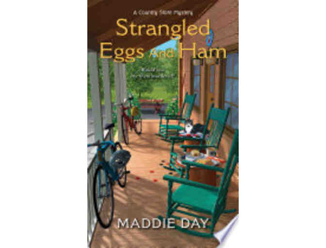 NAMING RIGHTS FOR A CHARACTER IN EDITH MAXWELL'S NEW MYSTERY + 3 OF HER BOOKS - Photo 3