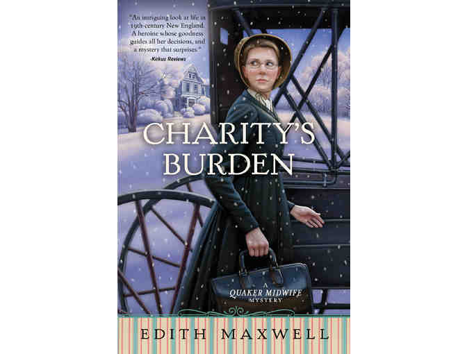NAMING RIGHTS FOR A CHARACTER IN EDITH MAXWELL'S NEW MYSTERY + 3 OF HER BOOKS - Photo 4