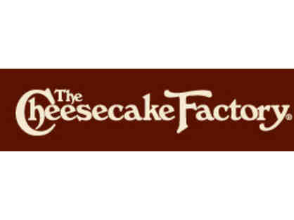 Cheesecake Factory $50 Gift Card