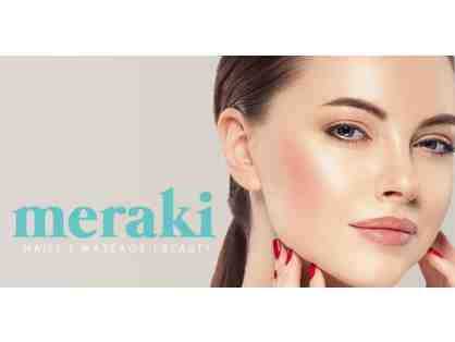 Meraki Spa Inc. - $25 Gift Card