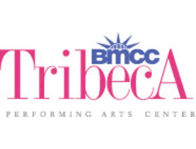 4 Tickets to BMCC Tribeca Performing Arts Center - Photo 1