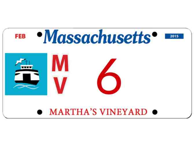 Martha's Vineyard License #6