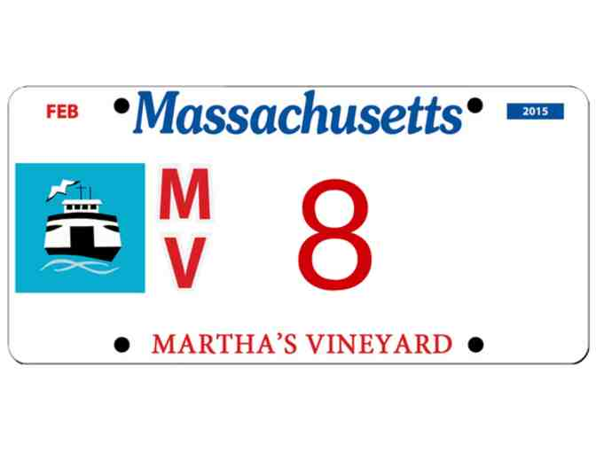 Martha's Vineyard License #8