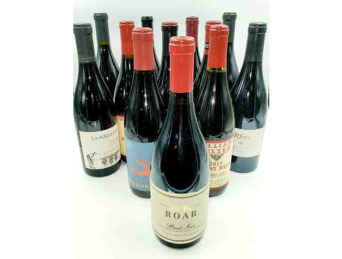 A Case of Pinot Noirs