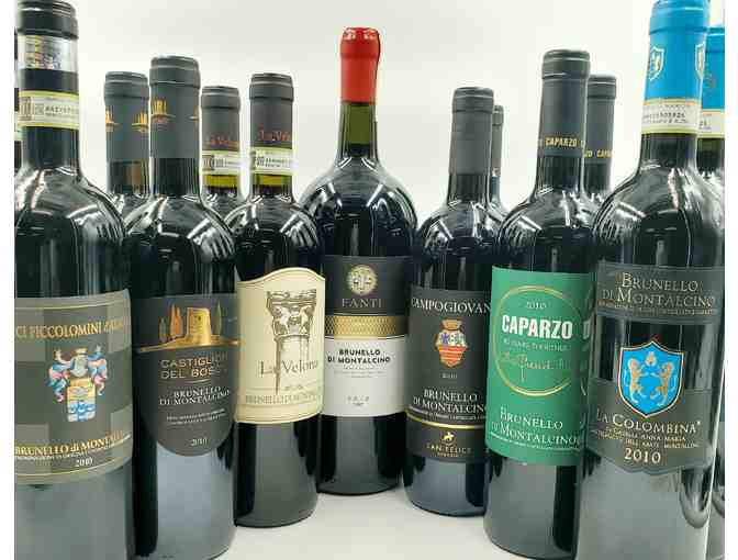 2010 Brunello di Montalcino Case Sampler