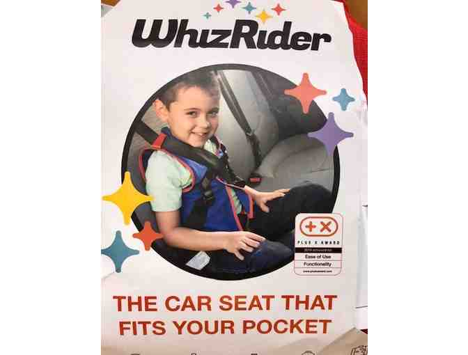 1- Whiz Rider Car seat Harness - Photo 1