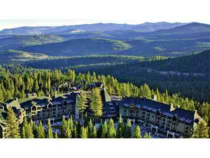 (2) Night Ritz-Carlton, Lake Tahoe Mountain Espcape