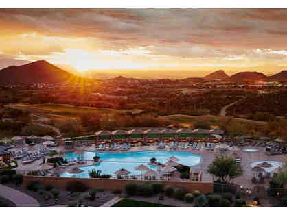 (3) Night Stay for at JW Marriott Tucson Starr Pass with Breakfast for Two