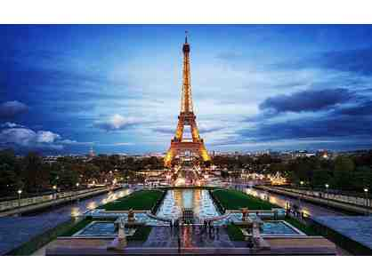 (2) Night- 5 Star Luxury in Paris, France!