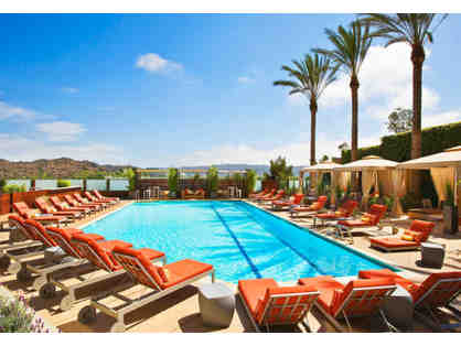 (2) Night Stay, Marriott Del Mar with Breakfast for Two & Parking