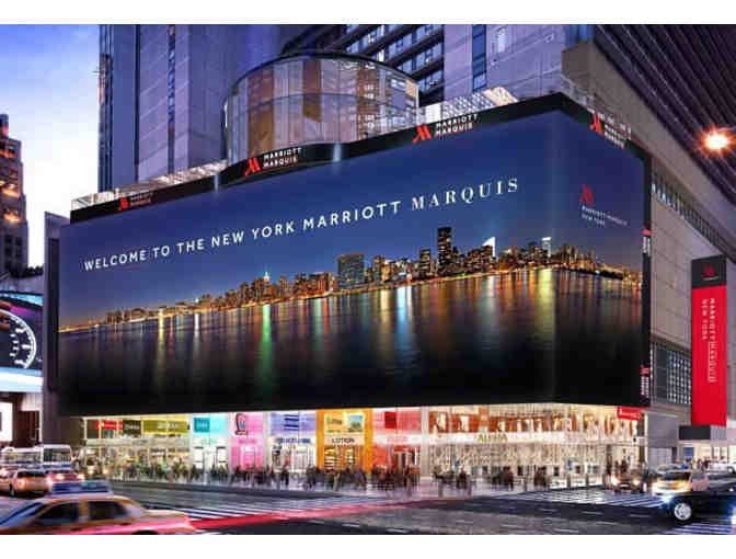"(2) Nights in ""The City that Never Sleeps""- New York Marquis - Photo 1"