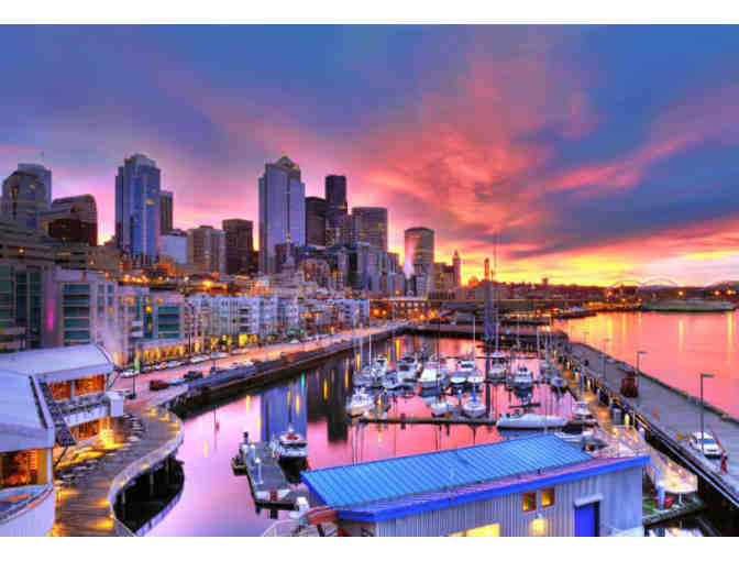 (2) Night Stay at Seattle Waterfront + Breakfast! - Photo 3