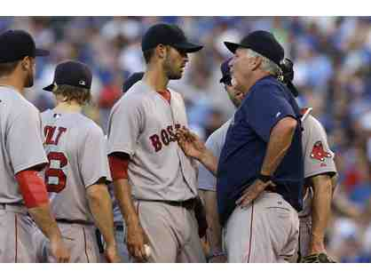 Pitching Lesson with Red Sox Pitching Coach Carl Willis